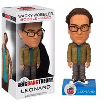 Leonard - The Big Bang Theory - Funko Wacky Wobbler Fu-2700
