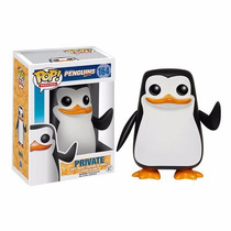 Boneco Pinguins Madagascar - Recruta - Funko Pop!