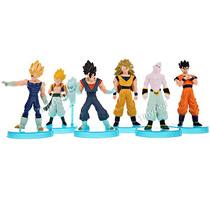 Action Figure - Coleção Dragon Ball Z E Dragon Ball Gt