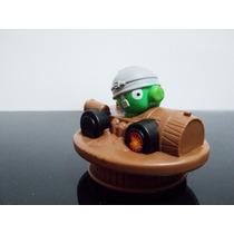 Coleções Burger King Mc Donalds - Angry Birds