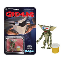 Reaction Action Figure Cinema Steven Spielberg - Gremlins