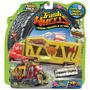 Trash Wheels - Caminhão Cegonha + 1 Carro - Dtc