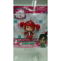 Boneca Do Filme Wreck It Ralph Sugar Rush Jubileena.