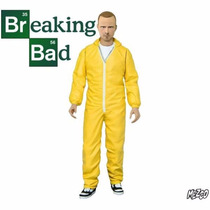Mezco Breaking Bad Jesse Pinkman - Yellow Hazmat Suit