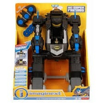 Imaginext Super Frinds Batbot - Mattel Dmt82