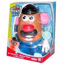 Sr. Cabeça De Batata - Mr Potato Head - Hasbro 13 Peças