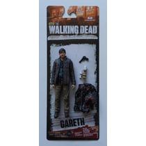 Boneco The Walking Dead Mcfarlane - Série 7 - Gareth