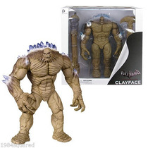 Boneco Clayface - Batman Arkham City - Dc Collectibles