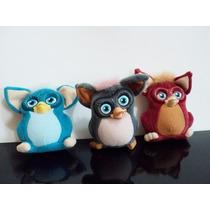 Lote 3 Furbys Coleção Furby Gremlin Mc Donalds