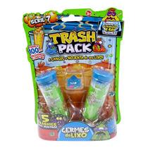 Trash Pack Germes Do Lixo Serie 7 Blister C/ 5 Trashs 3004