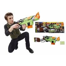 Lançador De Dardos Zombie Strike Slingfire Nerf Hasbro