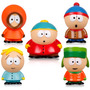Bonecos South Park Colecionáveis - Kit Com 5 Personagens