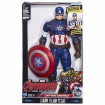 Boneco Marvel Vingadores Era Ultron Capitão America Hasbro