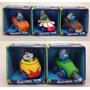 Coleção 5 Smurfs C/ Carrinhos Licenciados - Divertoys