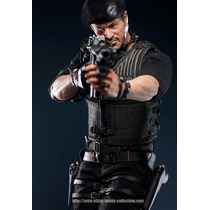 Expendables Barney Ross - Stallone Mercenarios Hot Toys 1/6