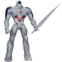 Boneco Transformer Luxo Com Acess Optimus Prime Hasbro