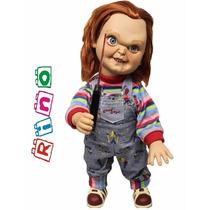 Boneco Chucky Brinquedo Assassino 2 Tamanho Original 37 Cm