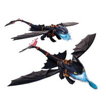 Night Fury - Como Treinar Seu Dragão - Toothless Figure