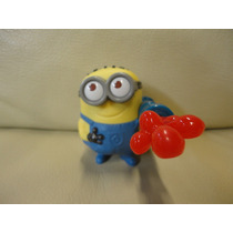 Brinquedo Coleção Minion Meu Malvado Favorito 2 Mc Donald