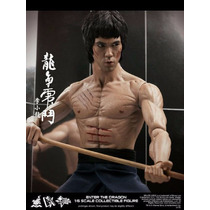 Hot Toys Bruce Lee Enter The Dragon Dx04 Filme Cinema Luta