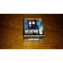 Doctor Who Ligh Up Tardis Kit Ascende Miniatura Bbc Doutor