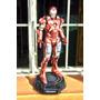 Projeto Papercraft Iron Man Escala 1/6