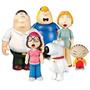 Family Guy - Uma Familia Da Pesada - Mezco - Seriado Tv Novo