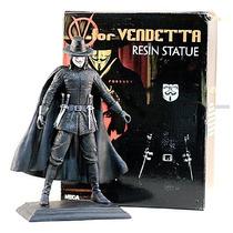 V For Vendetta - V De Vingança - Estatua Resina - Neca- Raro