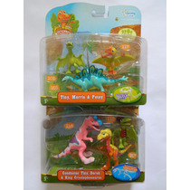 C846 - Dinotrem - 2 Packs - 6 Dinossauros - Dinosaur Train