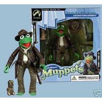 Muppets - Kermit Indiana Jones - Caco O Sapo - Palisades