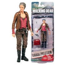 Carol Peletier The Walking Dead Série 6 Mcfarlane Toys