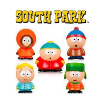 Kit C/ 5 Bonecos Do South Park Para Coleção