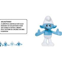 Boneco Smurfs Desastrado Pelucia 100 % Lavavel