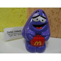 Boneco Papa Burger Da Turma Do Ronald Mc Donalds