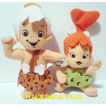 Mc Donalds Hanna Barbera The Flintstones Bam Bam & Pedrita