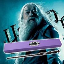Harry Potter Varinha Dumbledore Luxo 39cm