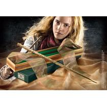 Varinha Harry Potter Noble Collection Hermione Olivaras