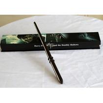 Varinha Draco Malfoy - Filme Harry Potter Cerca De 24 Cm