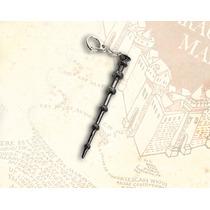 Chaveiro De Varinha Harry Potter Dumbledore Detalhada Nova