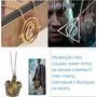 Kit Três Colares Colecionadores Harry Potter