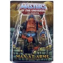 ### Man At Arms / Mentor / Boneco He-man Motu Classics ###