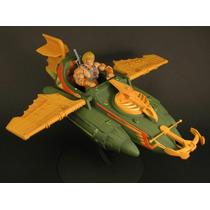 He Man Wind Raider - Motu Classics - Mestres Universo Mattel