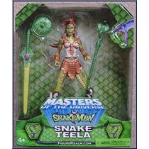 Teela - Mestres Do Universo - Snake Teela - Motu - Mattel