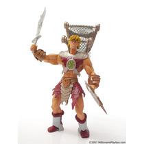 Masters Of The Universe: Snake Hunte He-man - Mattel (lv 5)