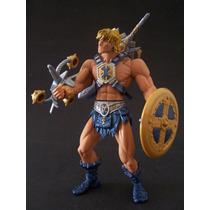 Masters Of The Universe: Smash Blade He-man - Mattel (lv 2)