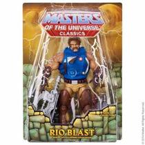 Motuc Coleção Master Of Universe Classics Rio Blast
