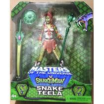 Tk0 Toy He-man Motu Sneake Teela Toyfare Exclusive