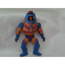 Coleção Boneco He-man Anos Man-e-faces S/ Arma