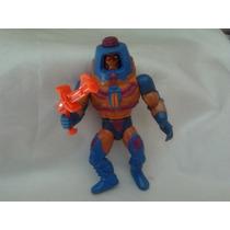 Coleção Boneco He-man Anos Man-e-faces 100% Completo