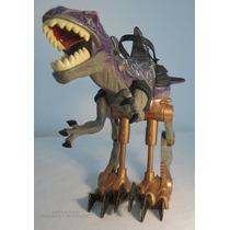 Mestres Universo Motuc Samurai Battle Raptor Skeletor Mattel